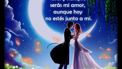 Photo of Buenas Noches Amor Frases Cortas