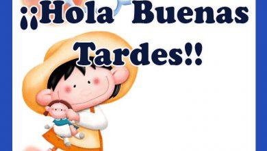 Photo of Buenas Tardes Graciosas Para Facebook Y Whatsapp