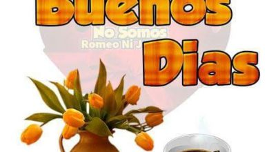 Photo of Buenos Dias A Tu Novia Para Facebook