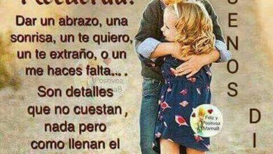 Photo of Buenos Dias Amorcito Frases