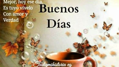 Photo of Decir Buenos Dias Con Amor Para Facebook