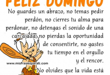 Photo of Feliz Domingo Frases Bonitas Para Celular