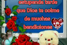 Photo of Imagenes Bonita Tarde Para Facebook Y Whatsapp