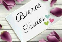 Photo of Imagenes Bonitas De Buenas Tardes Para Compartir En Facebook Para Whatsapp Celular