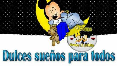 Photo of Sueños Dulces Para Whatsapp
