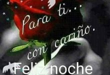 Photo of Te Deseo Buenas Noches Frases