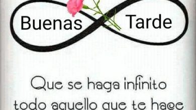 Photo of Versos De Amor De Buenas Tardes Para Whatsapp Celular