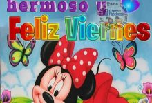 Photo of Feliz viernes minnie mouse