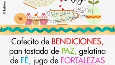 Photo of Felicitaciones De Jueves Para Facebook