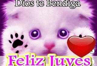 Photo of Feliz Jueves Gif Para Facebook