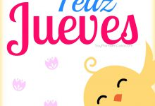 Photo of Frases De Feliz Jueves