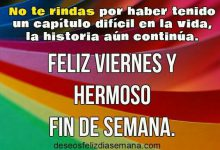 Photo of Frases De Feliz Y Bendecido Viernes