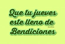 Photo of Frases De Jueves Para Facebook Para Facebook