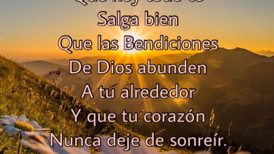 Photo of Frases Para Desear Un Buen Fin De Semana