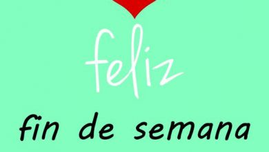 Photo of Imagenes Animadas De Feliz Fin De Semana