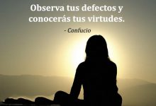Photo of Observa Tus Defectos Y Conoceras Tus Virtudes frases bonitas