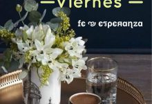 Photo of Tarjetitas De Feliz Viernes Para Facebook