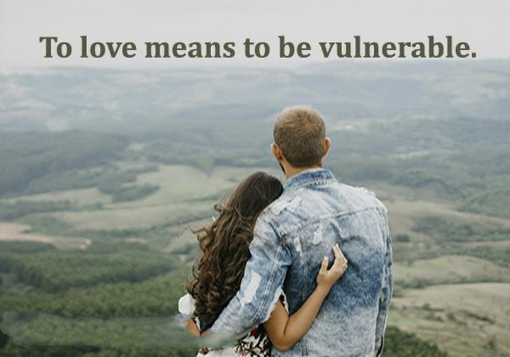 To Love Means To Be Vulnerable Amar Significa Ser Vulnerable frases bonitas - To Love Means To Be Vulnerable Amar Significa Ser Vulnerable frases bonitas