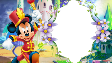Photo of Marcos para fotos de mickey mouse online