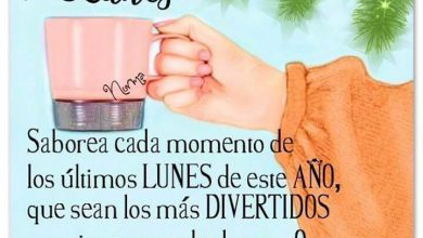 Photo of Bendiciones Feliz Lunes Para Descargar Gratis