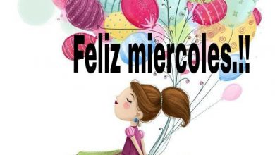Photo of Buenos Dias Y Feliz Miercoles Para Facebook Gratis
