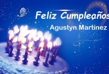 Photo of Feliz Cumpleaños Agustyn Martinez