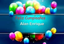 Photo of Feliz Cumpleaños Alan Enrique