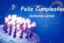 Photo of Feliz Cumpleaños Antonio Uriel