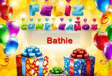 Photo of Feliz Cumpleaños Bathie