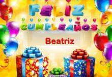 Photo of Feliz Cumpleaños Beatriz