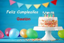 Photo of Feliz Cumpleaños Gaston