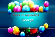 Photo of Feliz Cumpleaños George