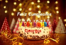 Photo of Feliz Cumpleaños Georgia