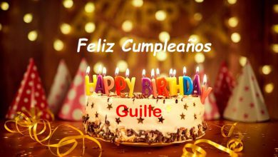 Photo of Feliz Cumpleaños Guille
