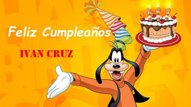Photo of Feliz Cumpleaños Ivan Cruz
