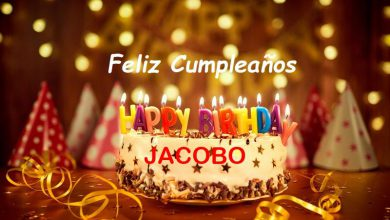 Photo of Feliz Cumpleaños JACOBO
