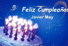 Photo of Feliz Cumpleaños Javier May
