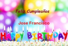Photo of Feliz Cumpleaños Jose Francisco
