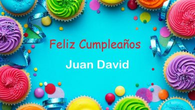 Photo of Feliz Cumpleaños Juan David