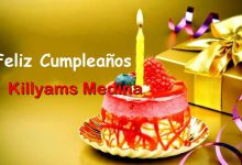 Photo of Feliz Cumpleaños Killyams Medina