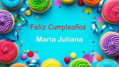 Photo of Feliz Cumpleaños Maria Juliana Laguad