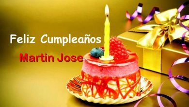 Photo of Feliz Cumpleaños Martin Jose