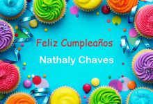 Photo of Feliz Cumpleaños Nathaly Chaves