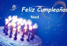 Photo of Feliz Cumpleaños Ned