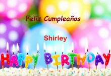 Photo of Feliz Cumpleaños Shirley