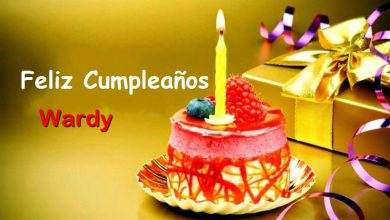 Photo of Feliz Cumpleaños Wardy