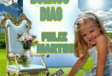 Photo of Feliz Martes Amorcito Para Whatsapp Gratis