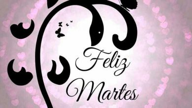 Photo of Frases De Feliz Martes Amor Para Descargar Gratis