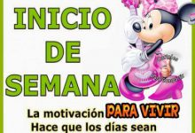 Photo of Frases De Inicio De Semana Positivas Para Descargar
