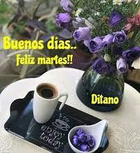 Photo of Muy Feliz Martes Para Whatsapp Gratis